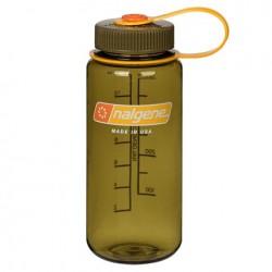 láhev NALGENE Wide Mouth 0.5L olive