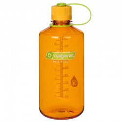 láhev NALGENE Narrow Mouth 1.0L clementine