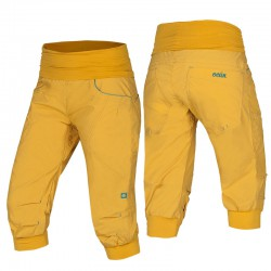 kraťasy OCÚN Noya Shorts yellow/blue