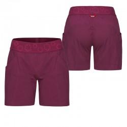 kalhoty OCÚN Pantera Shorts beet red
