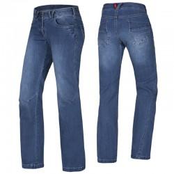 kalhoty OCÚN Medea Jeans middle blue