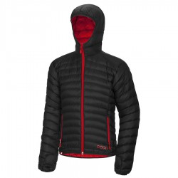 bunda OCÚN Tsunami Down Jacket black/red