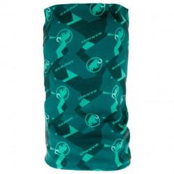 šátek MAMMUT Neck Gaiter teal/atoll