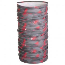 šátek MAMMUT Neck Gaiter titanium/magma