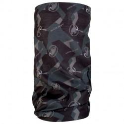 šátek MAMMUT Neck Gaiter black/titanium