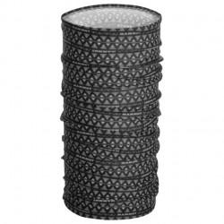 šátek MAMMUT Runbold Neck Gaiter black/graphite