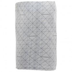 šátek MAMMUT Thermo Neck Gaiter marble