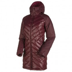 bunda MAMMUT Whitehorn IN Hooded Parka Women merlot