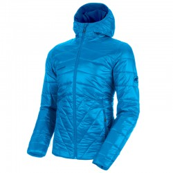 bunda MAMMUT Rime IN Hooded Jacket Men imperial/marine