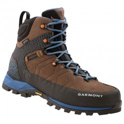 boty GARMONT Toubkal GTX dark brown/blue