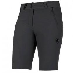 kraťasy MAMMUT Runje Shorts Women graphite