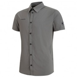 košile MAMMUT Trovat Light Shirt Men titanium