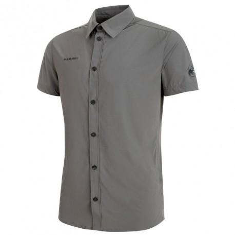 košile MAMMUT Trovat Light Shirt Men titanium