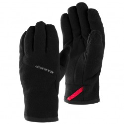 rukavice MAMMUT Fleece Glove black