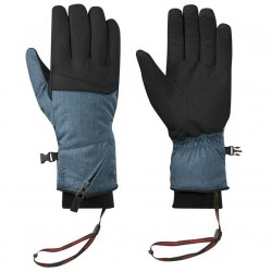 rukavice MAMMUT Stoney Glove chill/graphite