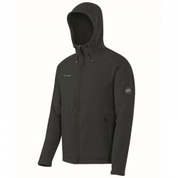 bunda MAMMUT Polar Hooded ML Jacket Men graphite