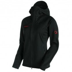 bunda MAMMUT Ultimate Hoody Women black