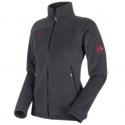 bunda MAMMUT Innominata Advanced ML Jacket W black mélange 0e622f53e4a