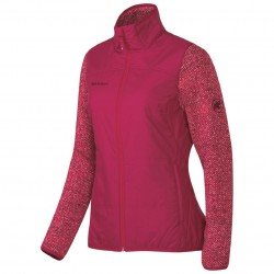 bunda MAMMUT Kira Advanced ML Jacket Women crimson