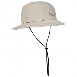 klobouk SALEWA Puez Sun Protect Brimmed Hat sand