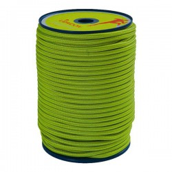 pomocná šnúra TENDON Reep 6mm lime green
